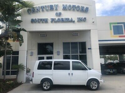 2005 Chevrolet Astro  8 Passenger Cloth Seats Captains Chairs Rear Bench A/C Cruise
