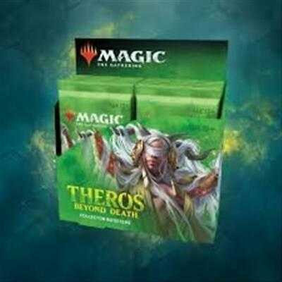 Sealed Theros Beyond Death Collector Booster Box MTG -Kid Icarus-