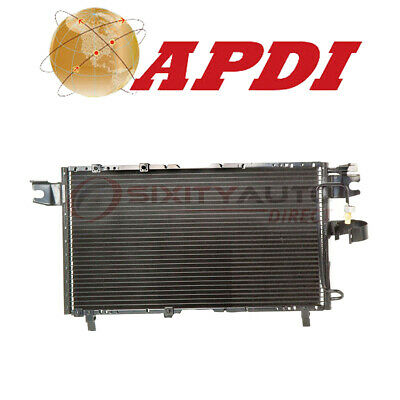 For Mercedes W163 ML320 ML350 ML500 ML55 Sport A//C Condenser and Evaporator TYC