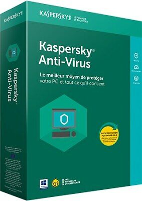 KASPERSKY Anti-Virus 2020 1 PC DEVICE 6 MONTH GLOBAL KEY Sale 3.99$