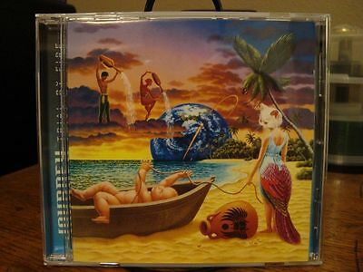 Journey Trial By Fire New Import CD