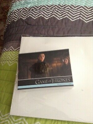 Game Of Thrones Season 7 Base Cards Set 81 Cards