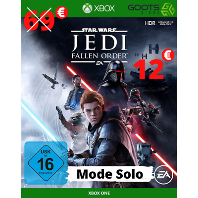 Star Wars : Jedi Fallen Order Profil Xbox One à télécharger [ Mode Solo Only ]