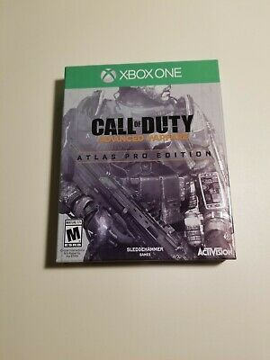 Call of Duty: Advanced Warfare -- Atlas Pro Edition (Microsoft Xbox One, 2014)