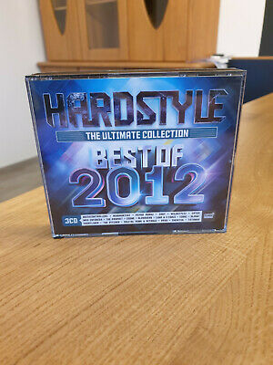Hardstyle The Ultimate Collection - Best Of 2012 (3 CD's)