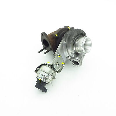 turbocharger Jeep Cherokee KL 2.0 CRD 11.13- Turbo