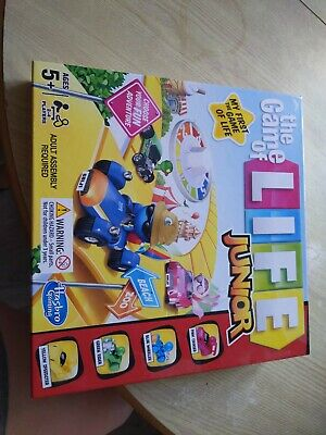 Hasbro Junior The Game of Life Games
