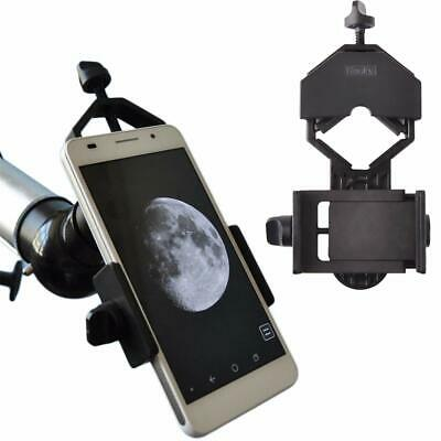 Gosky Universal Cell Phone Adapter Mount for almost all Smartphones black