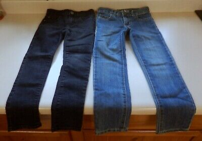 2 Pairs of Boys Jeans by The Children's Place in Size 6
