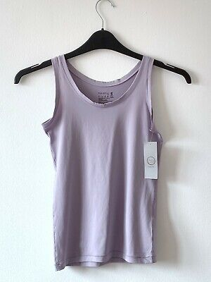 BNWT Nearly Nude Lavender Light Shaping Shapewear Layering Tank Top Size S 8/10