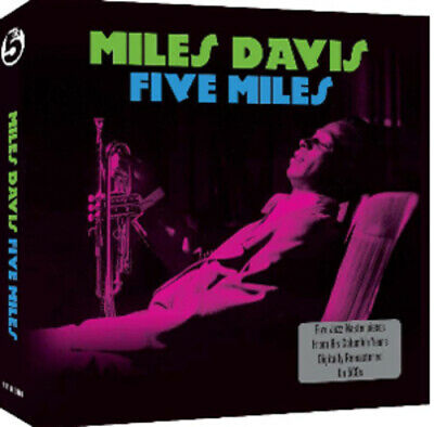 Miles Davis : Five Miles CD 5 discs (2011) Highly Rated eBay Seller Great Prices