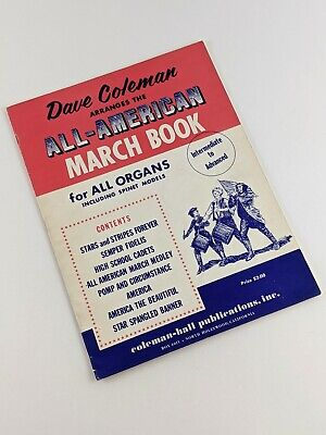 MARCHES /& PATRIOTIC SONGS for ACCORDION Easy Arrangements Sheet Music Book