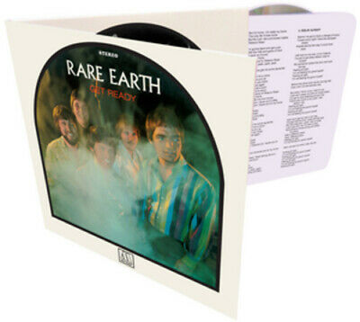 Rare Earth : Get Ready CD (2015) Value Guaranteed from eBay's biggest seller!