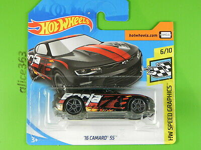 Hot Wheels 2019 /'10 Camaro SS 99//250 neu/&ovp
