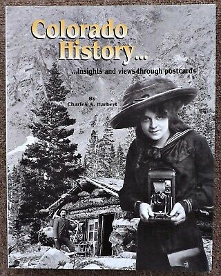 Colorado Postcard History Insights & View Reference Book 2006