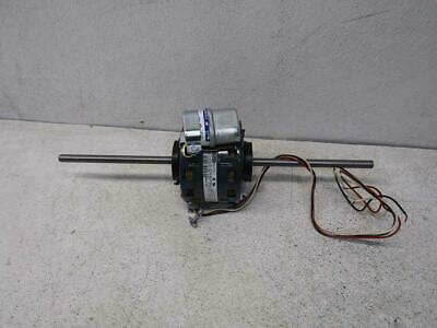 "Fasco D258 5.0"" 1/5-1/10 Hp Double Shaft Blower Motor, 251910"