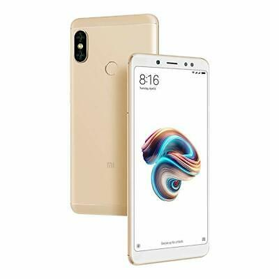 Xiaomi Redmi Note 5 (64GB / 4GB) GSM Factory Unlocked - Open Box - Gold