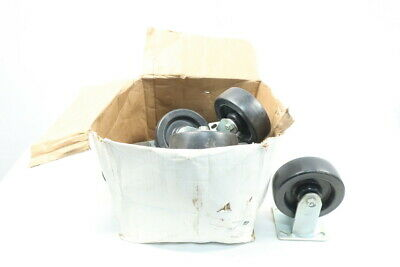 Box Of 8 Caster Wheels 5-3/4in
