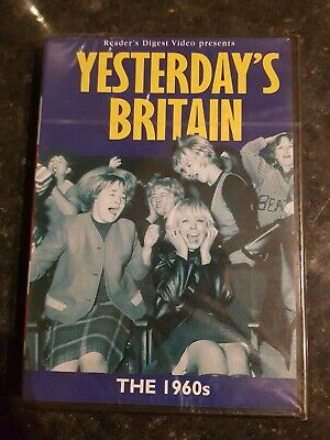 Yesterday's Britain - The 1960s DVD