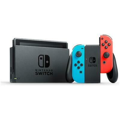Nintendo Switch Console 1.1 Neon Blue/Neon Red Console