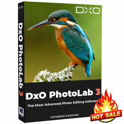 DxO PhotoLab 3 | Official Version | Liftime License 🔥 FAST DELIVERY 🔥🔥[OFFER]