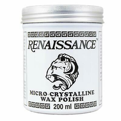 Renaissance Wax - Micro-Crystalline Wax Polish - 200ml (7oz) Can - Free Shipping