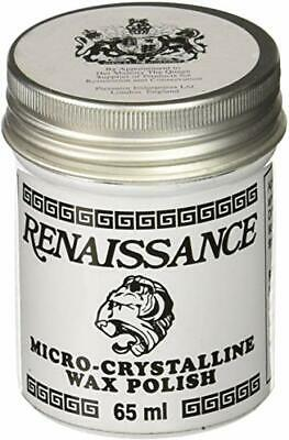 Renaissance Wax - Micro-Crystalline Wax Polish - 65ml (2.25oz) Can-Free Shipping
