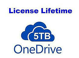 Onedrive 5tb lifetime account (Instant Delevery)