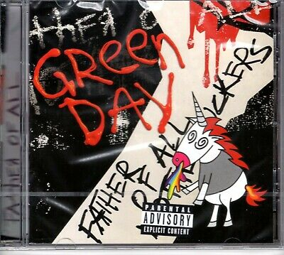 GREEN DAY - Father of all (2020) CD