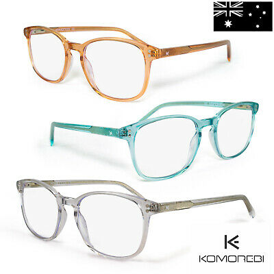 Komorebi Blue Light Blocking Glasses, Computer Screen Filter, With Case And Bag