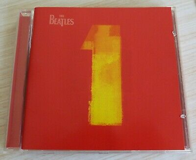 Cd Album One The Beatles 1 Best Of 27 Titres 2000 Compilation