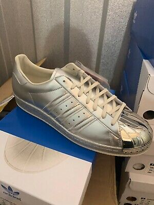 ADIDAS SUPERSTAR LIMITED Edition 80s metal toe Uk Size 10