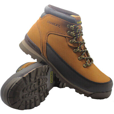 Mens Stanley Ultra Lightweight Work Steel Toe Cap Safety Trainers Shoes Boots