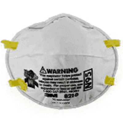3M 8210 Particle Dust Masks 20/Box Flu Virus (Free Shipping From Usa)