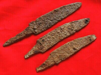 Ancient Celto knives 3-5 century BC