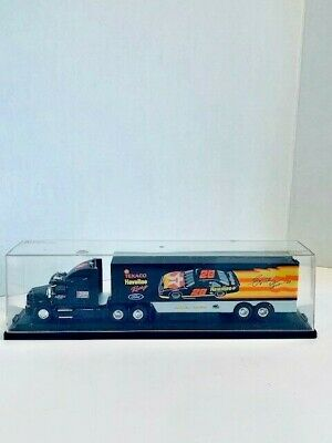 Vintage Racing Champions Ford Semi Truck and Trailer Scale 1:144 Texaco Havoline