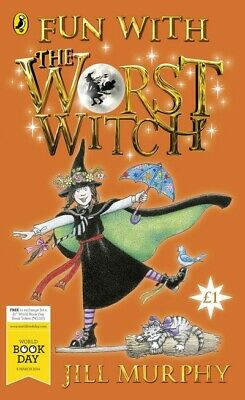 The Worst Witch: Fun with The Worst Witch (World Book Day) by Jill Murphy