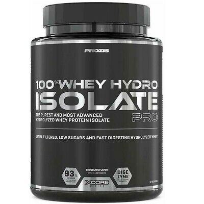 100 % WHEY HYDRO ISOLATE PRO SS 2kg Cookies Cream XCORE Proteina alta calidad