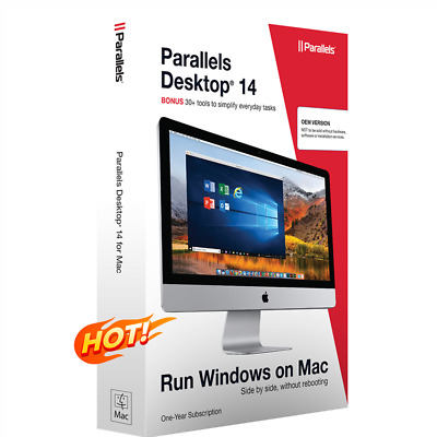 Parallels Desktop Business Edition 14 🔥 2019 Run Windows on Mac | Fast Delivery