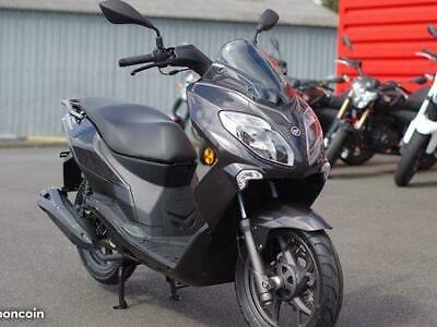 Scooter keeway cityblade 125 nero