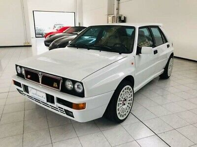Lancia Delta 2.0i.e. turbo 16V cat HF integrale