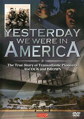 DVD - VARIOUS ARTISTS - YESTERDAY WE WERE IN - ID4z - New