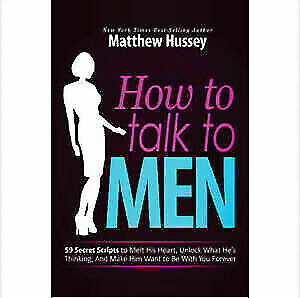 ✅How to Talk to Men By Matthew Hussey