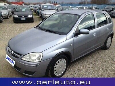 OPEL Corsa 1.2i 16V cat 5p Enjoy GPL