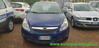 OPEL Corsa 1.2 80CV 5 porte GPL-TECH Enjoy