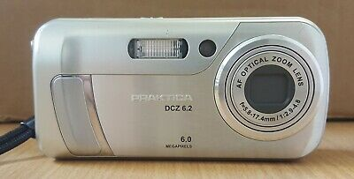 Praktica Digital Camera DCZ 6.2 - 6.0MP (AM4)