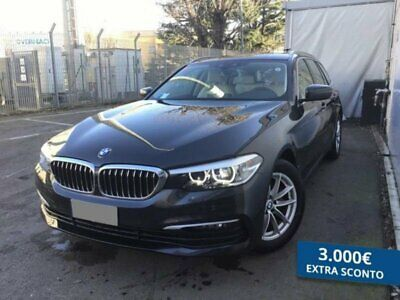BMW Serie 5 Touring 520d touring Business auto