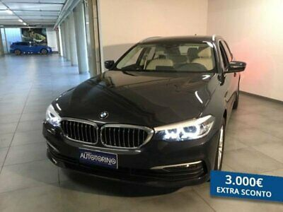 BMW Serie 5 520 520d touring Business auto