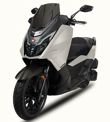 New SCOOTER Wottan 125 STORM-T White