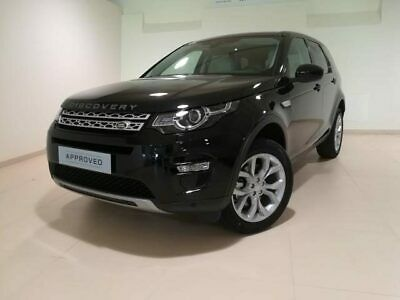 """Land rover discovery sport 2.0 td4 150 cv hse """"anche autocarro"""" automa"""